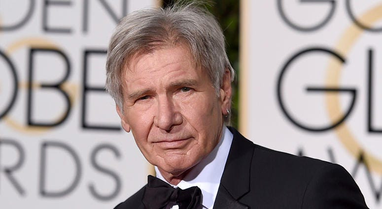 AP Harrison Ford