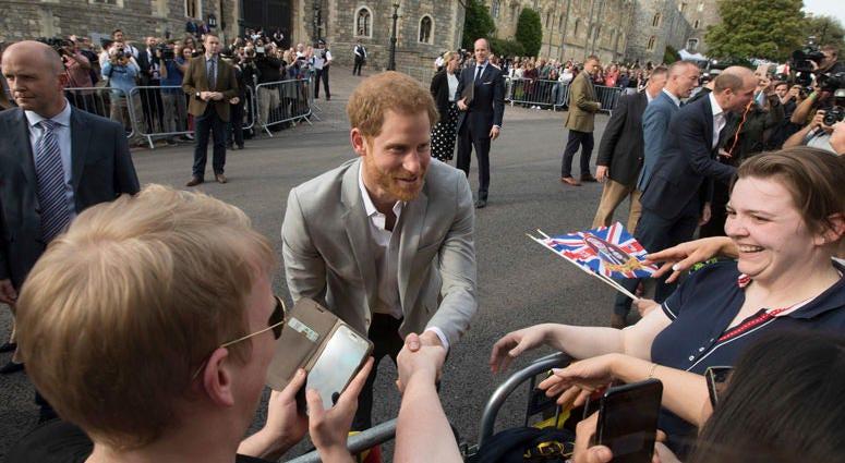 AP Prince Harry