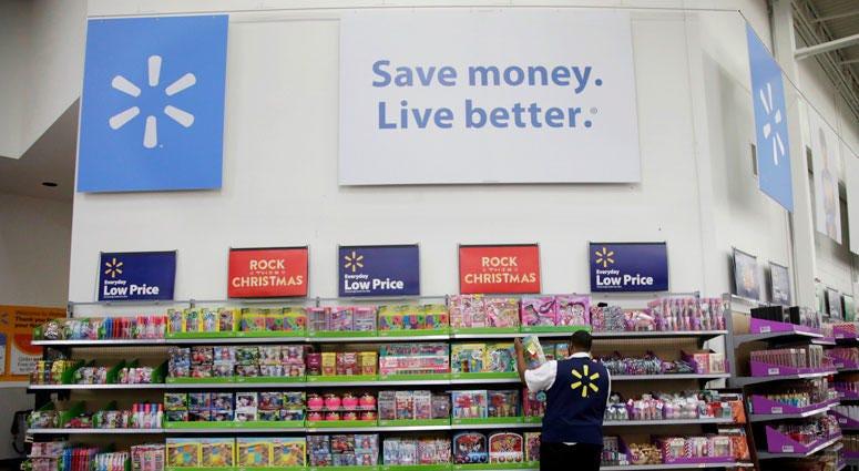 AP Walmart