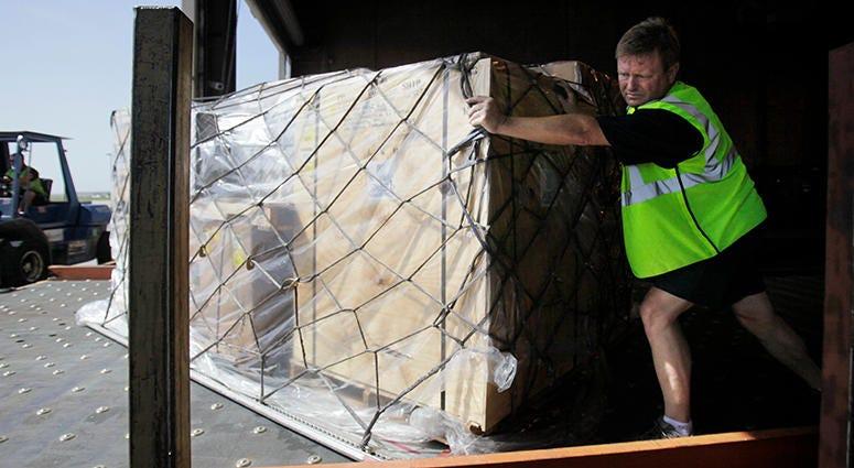 Shipping, Cargo