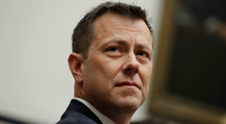 FBI Deputy Assistant Director Peter Strzok