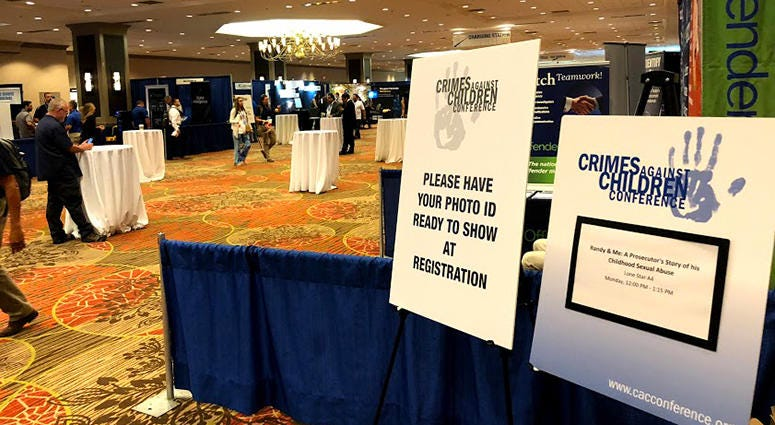 Crimes Against Children Conference