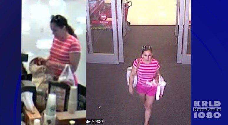 Fort Worth Police Thief