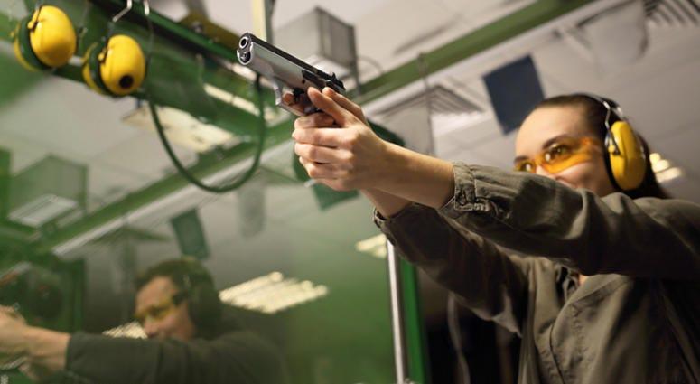Gun Range, Gun Safety,