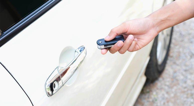 Lock Your Car Doors