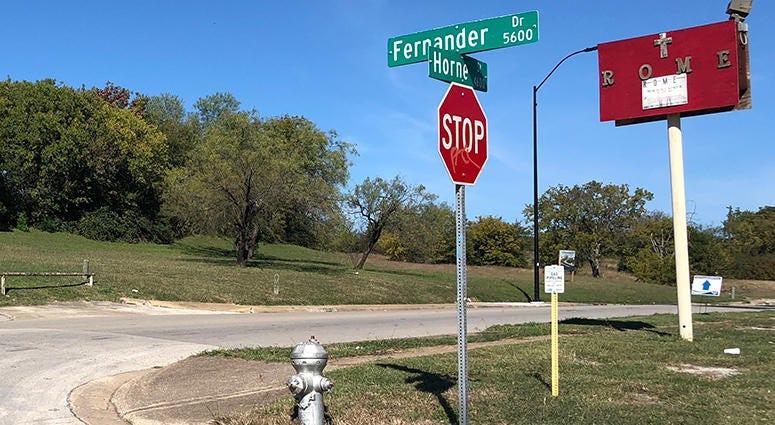 Horne Street Fort Worth