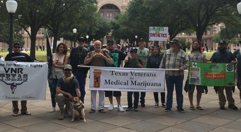 Texas Veterans for Medical Marijuana