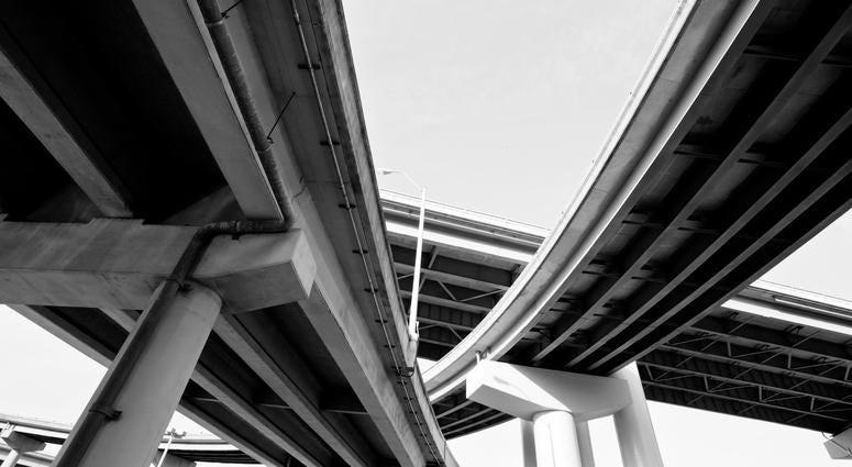 Interstate Overpass