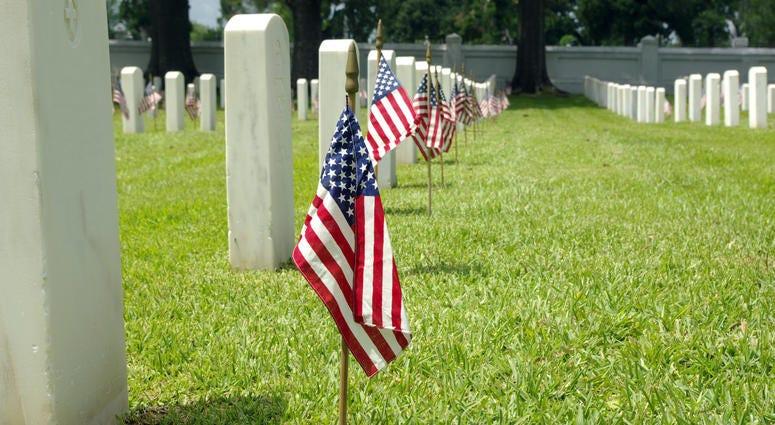 Military Grave