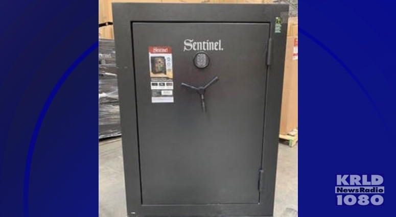 Stack-On Sentinel safe