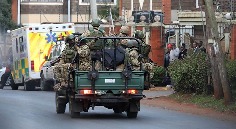 Nairobi Terrorist Attack