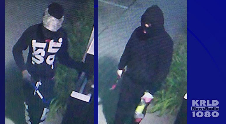 Mansfield Gun Store Robbery
