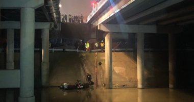Officials Recover Bodies After Car Plunges Into Trinity River