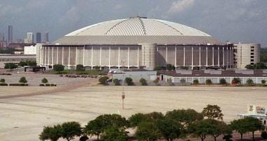 AP Houston Astrodome