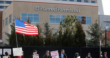Planned Parenthood of the Rocky Mountains in Denver.