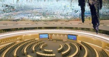 AP United Nations in Geneva, Switzerland.