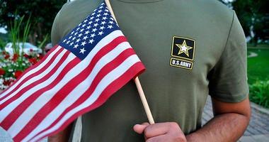 US Army Recruit