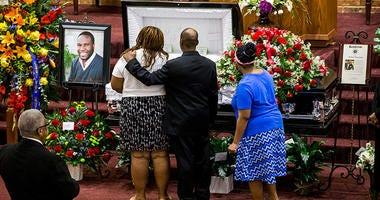 Botham Shem Jean funeral