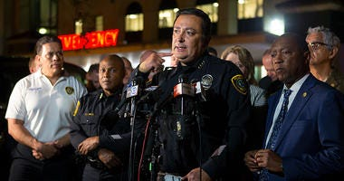 Houston Police Department Chief Art Acevedo