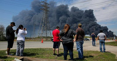 Texas petrochemicals facility