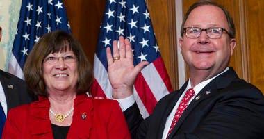 Rep. Bill Flores, R-Texas