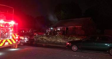 Arlington House Fire
