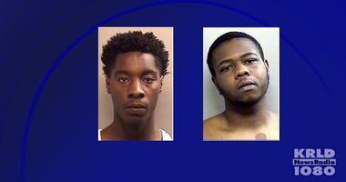 Arlington Murder Suspects