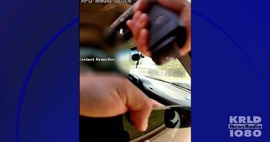 Arlington Police Shooting