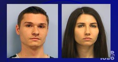 Austin Murder Suspects Nicolas Patrick Shaughnessy & Jaclyn Alexa Edison