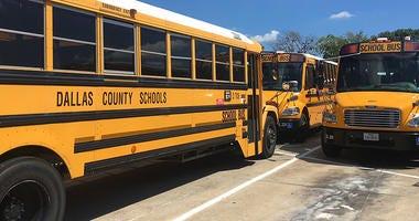 Dallas County School Bus