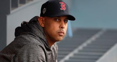 Boston Red Sox manager Alex Cora has new rules in the clubhouse this season.