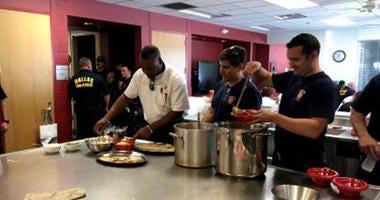 Dallas Firefighter's Chili Recipe