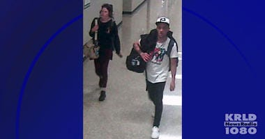 Fort Worth Backpack Thieves