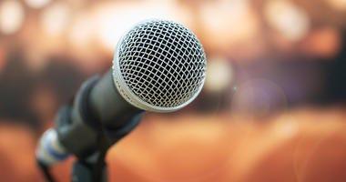 Microphone, Singer, Entertainment,
