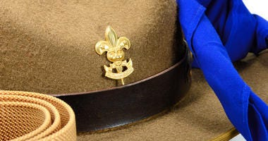 hat of scout