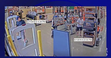Southlake Home Depot Identity Theft
