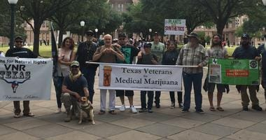 Texas Veterans for Medical Marijuana