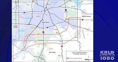 TXDOT Loop 9 Project