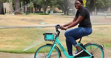 UNT Bike, VeoRide