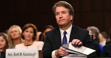 Supreme Court Associate Justice nominee Brett Kavanaugh