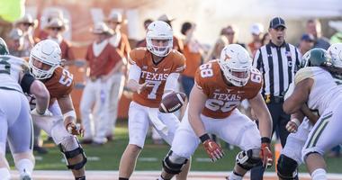 Baylor at Texas