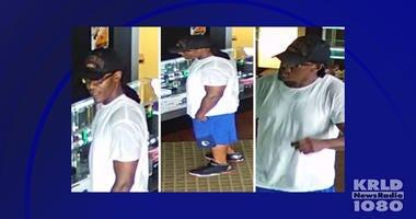Carrollton Vape Store Robber