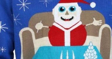 Walmart Cocaine Sweater