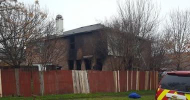 Cedar Hill Fire