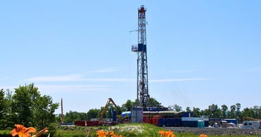 Natural Gas Drill