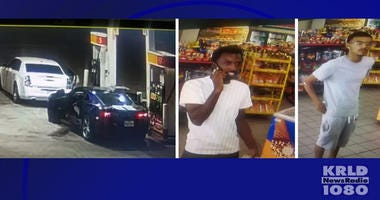 Gas Theft Suspects