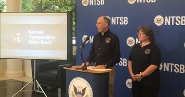 NTSB Addison Crash Update
