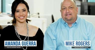Other Side of the News: Amanda & Mike