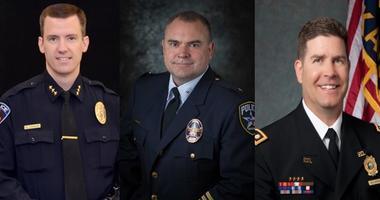 Plano Police Chief Finalists