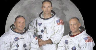 Apollo 11 lunar landing mission